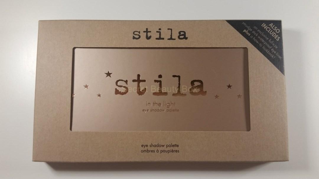 Stila in the light