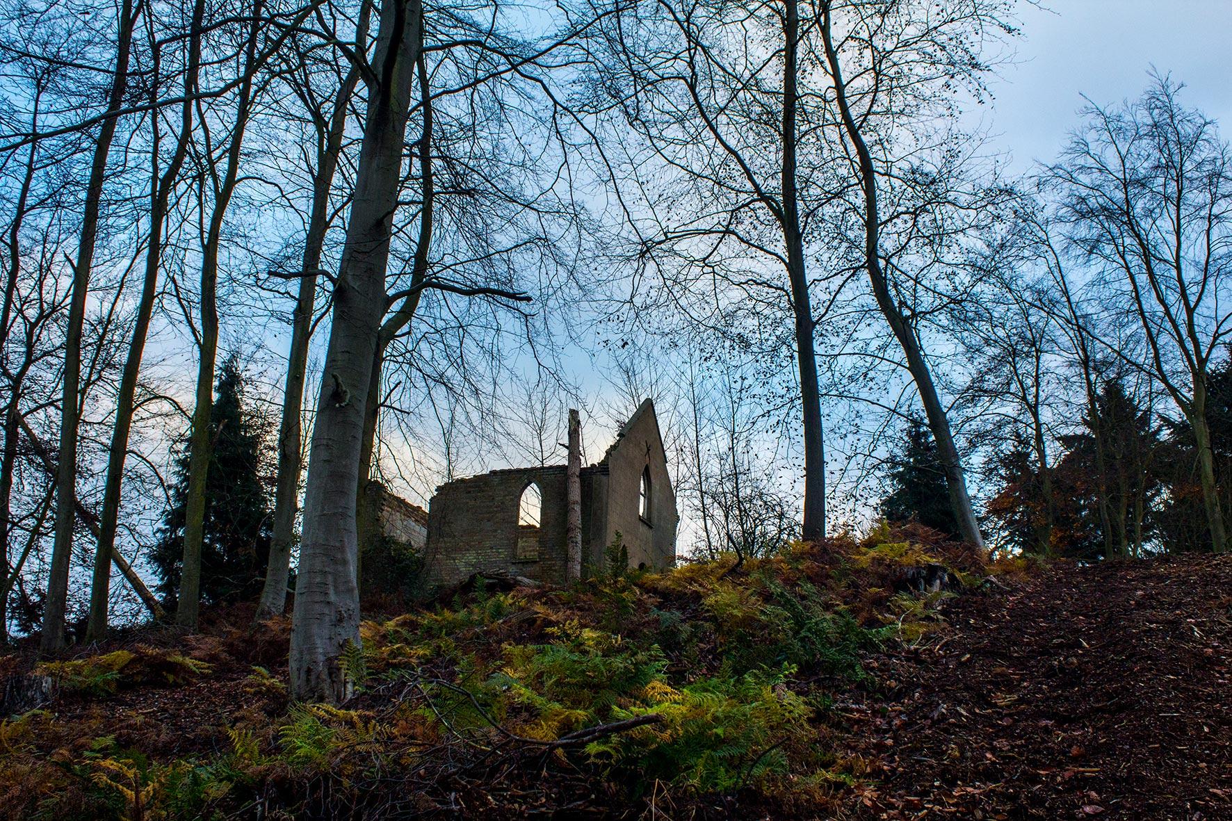 Chapel-landscape
