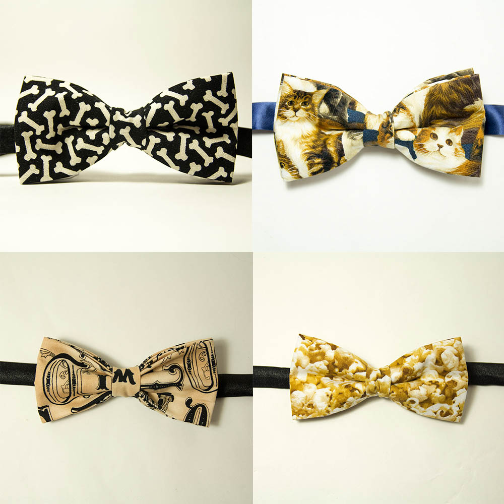 New bow ties added to the store