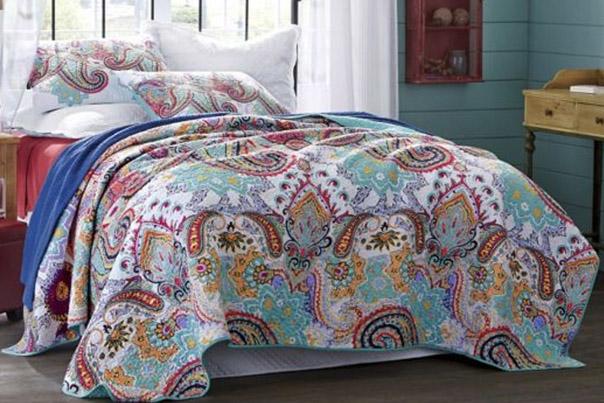 boho bedding 1