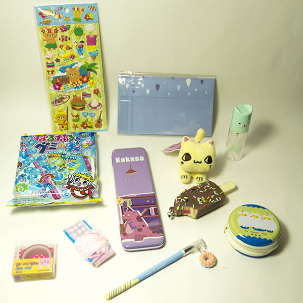 main picture of kawaii box