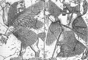Marduk și Tiamat