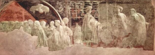 """""""Sacrificiul lui Noe"""" de Paolo Uccello"""