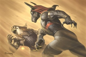 Horus vs. Seth 1