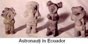 Astronauti in Ecuador