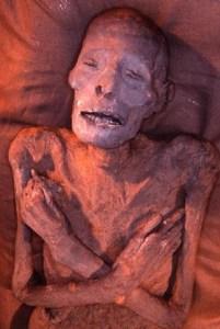 Mumia lui Ramses I