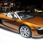 2010 Audi R8 V10 Spyder Secret Entourage