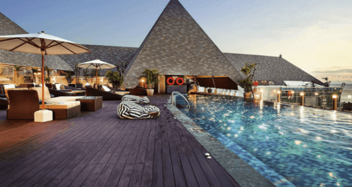 5 The Kuta Beach Heritage Hotel In Bali Indonesia For Only 36 Usd Per Night