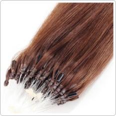 Micro Loop Hair Extensions - Platinum Blonde 60 - Secret Hair ...