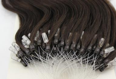 Micro Loop Hair Extensions Remy Human