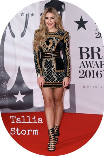 Best Dressed at the Brit Awards 2016
