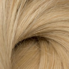 #22 Natural Blonde Remy Human Har Extensions