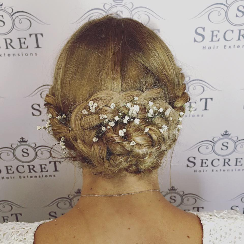 Wedding Hair Extension Pieces Wedding Hair Extensions