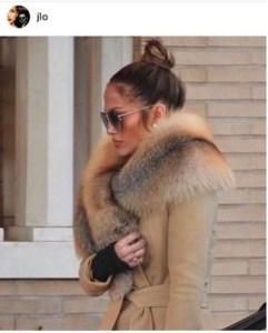 jennifer lopez celebrity hair extensions
