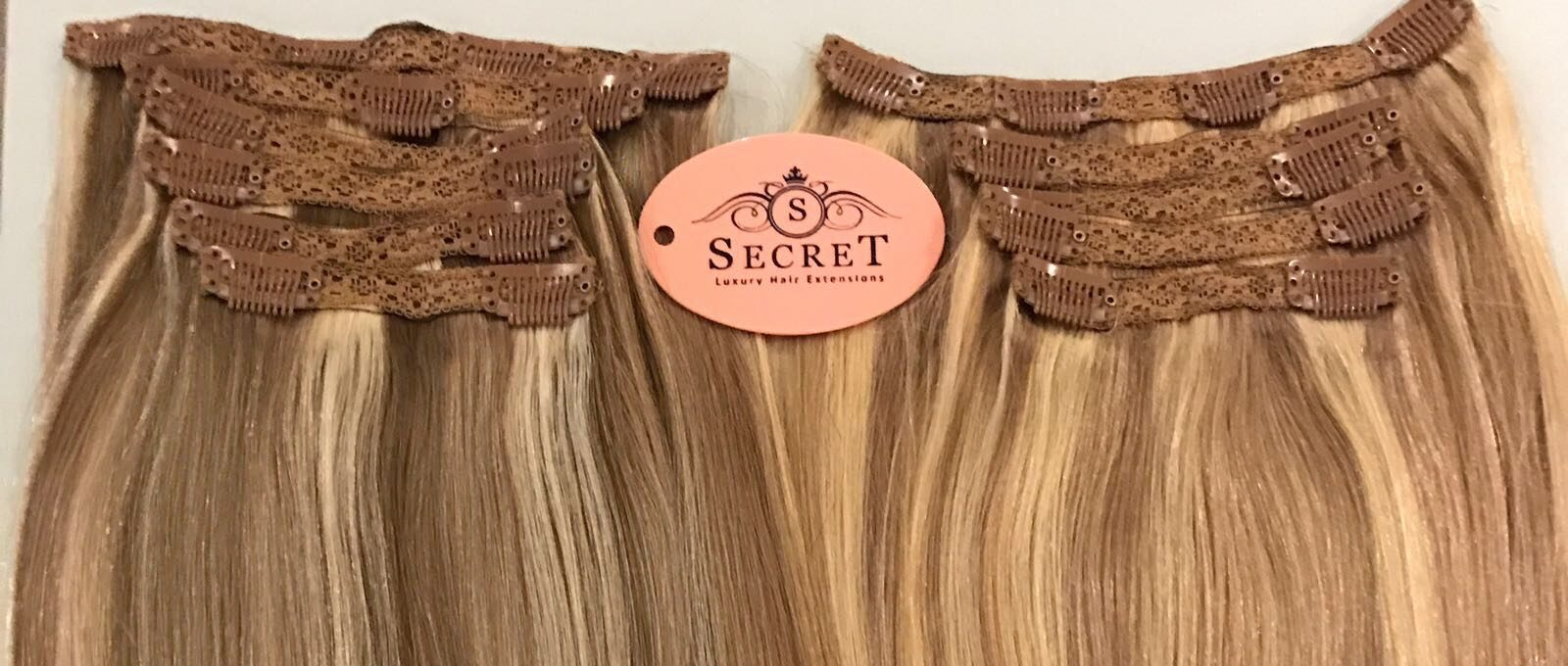 The Best Clip In Hair Extensions Secret Hair Extensions