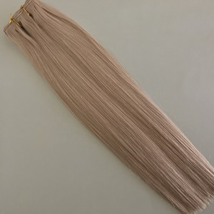 clip in hair extensions dark ash blonde 18 Double Drawn