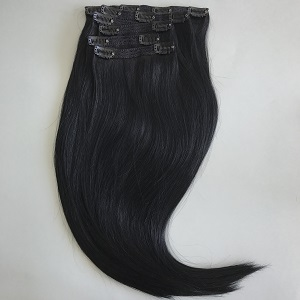 Remy CClip In Remy Hair Extensions Jet Black 1lip In Hair Extensions Jet Black 1