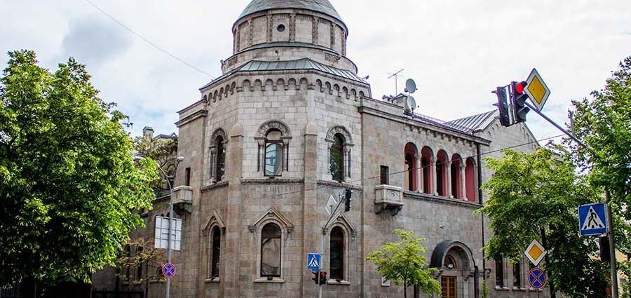 Замок Вздохов - Арабский домик