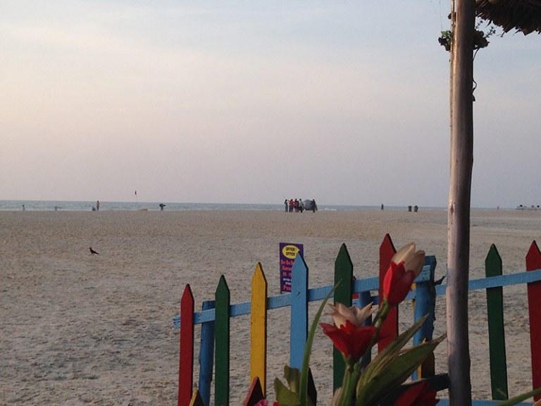 Пляж Варка