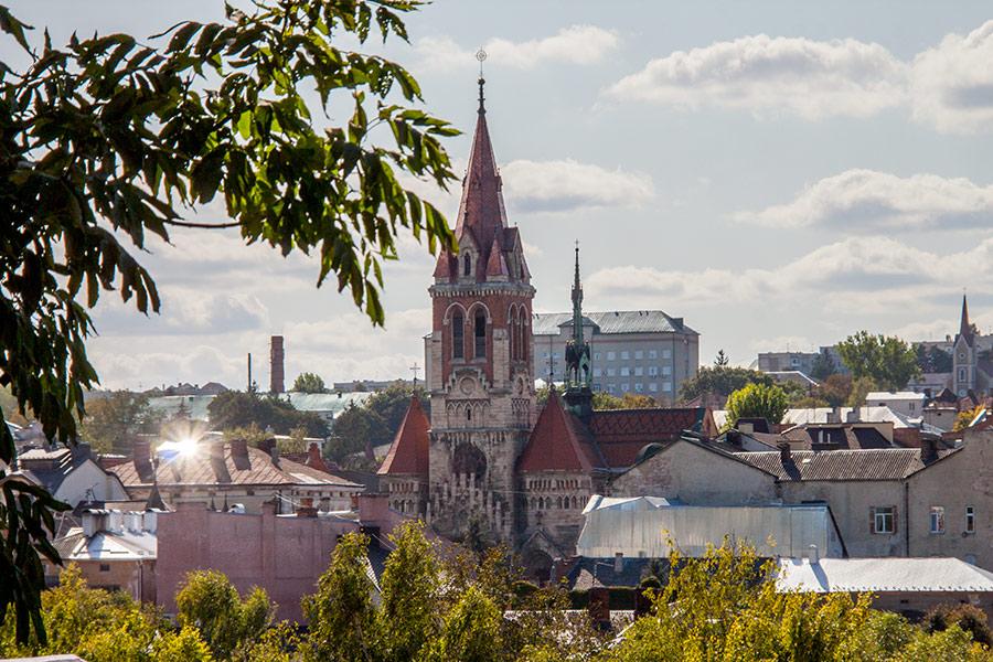 Доминиканский костел Святого Станислава