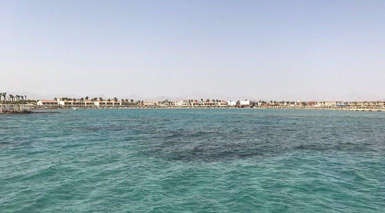 Отель Albatros Dana Beach Resort