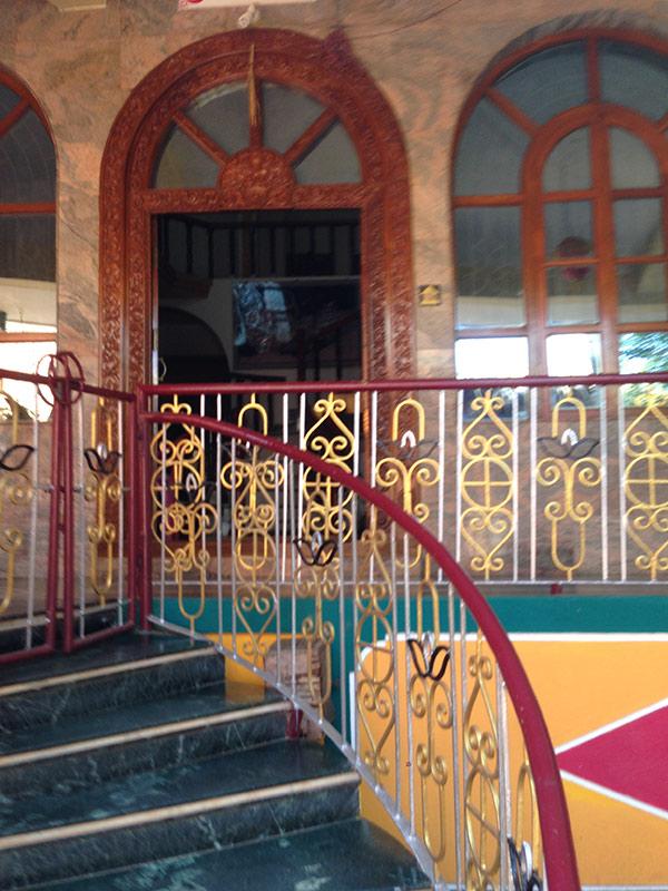 Лестницы Гокарны