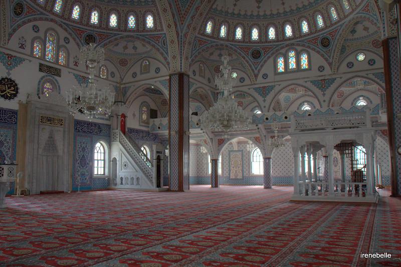 Мечеть  Merkez Külliye Cami