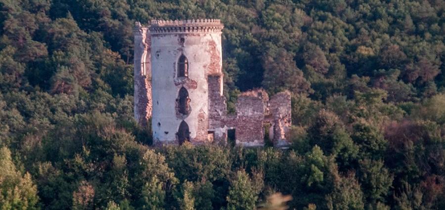 Червоногородский замок