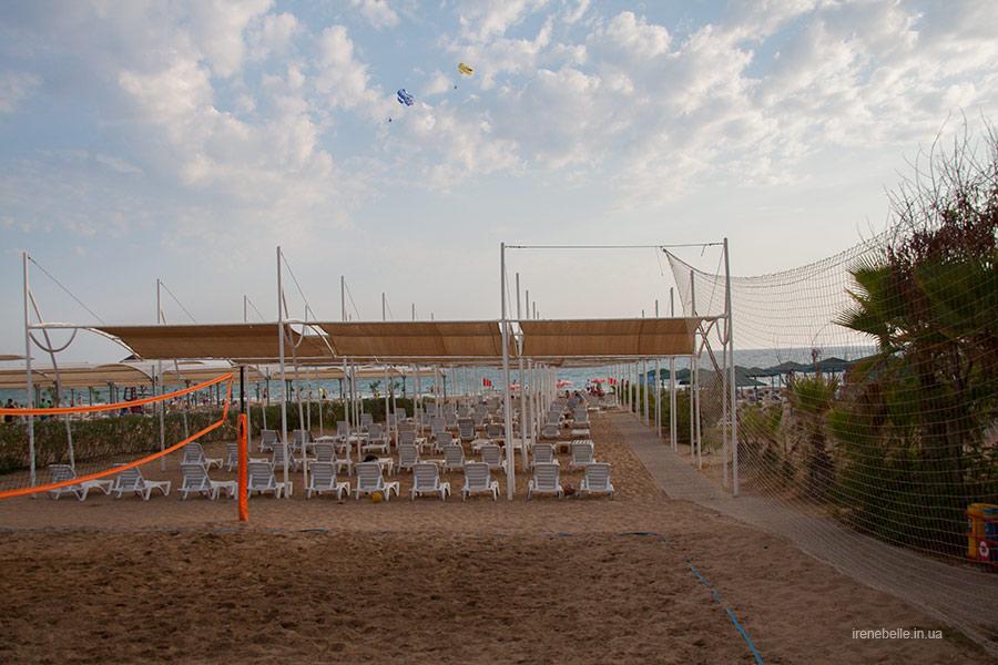 Пляж отеля Сидекум
