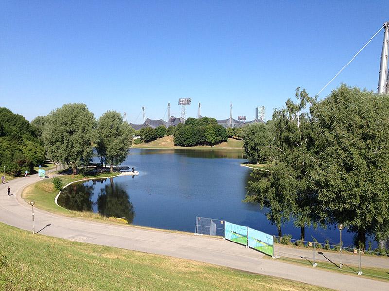 Олимпик парк Мюнхен