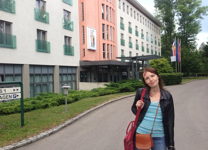 Europahaus Wien 3*