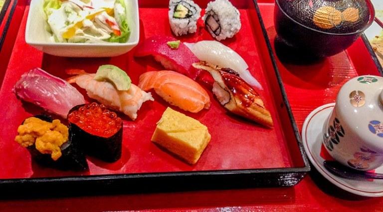 Kaiten Sushi CHOJIRO