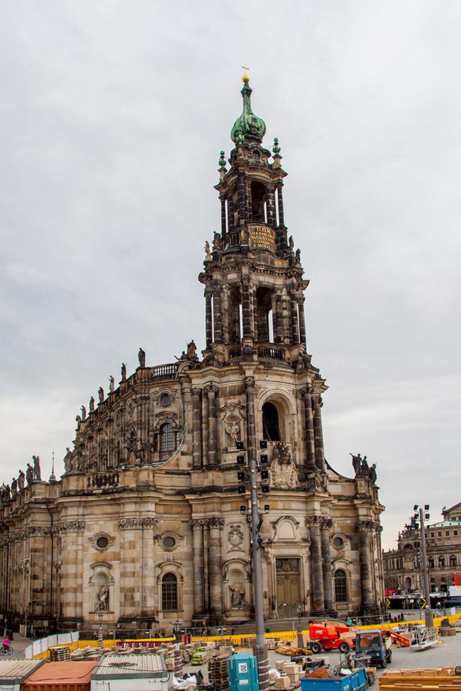 Дрезденская Хофкирхе