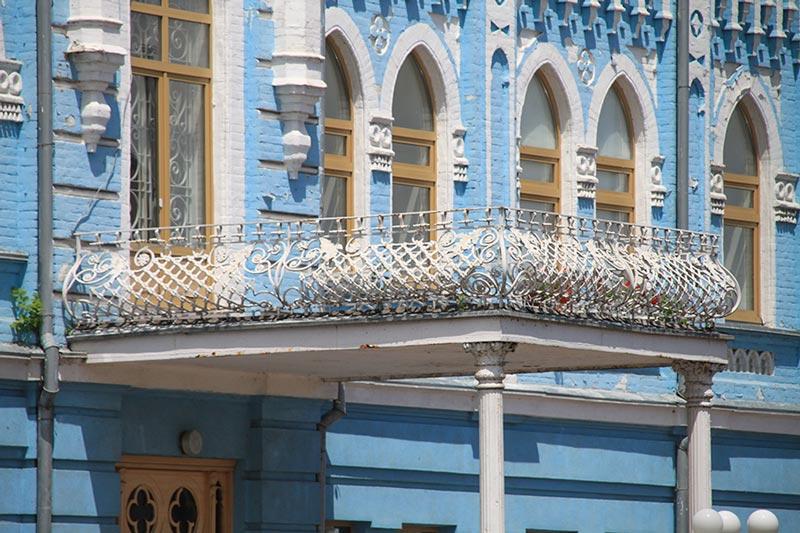 Голубой дворец Черкассы