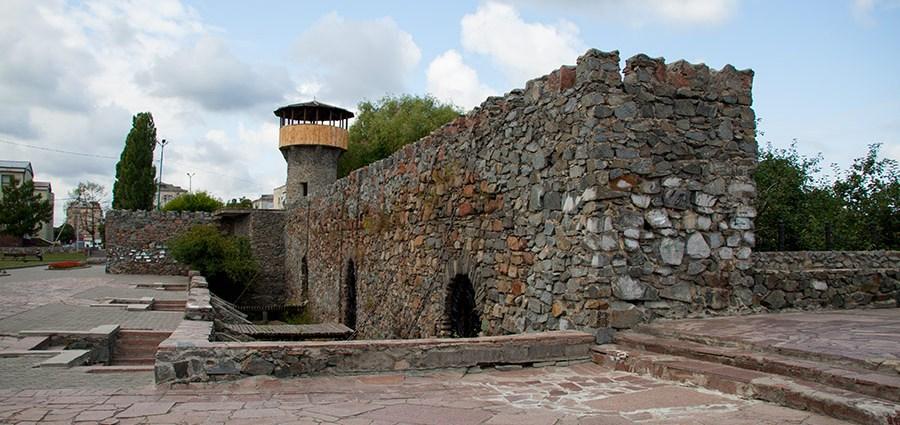 Новоград-Волынская крепость