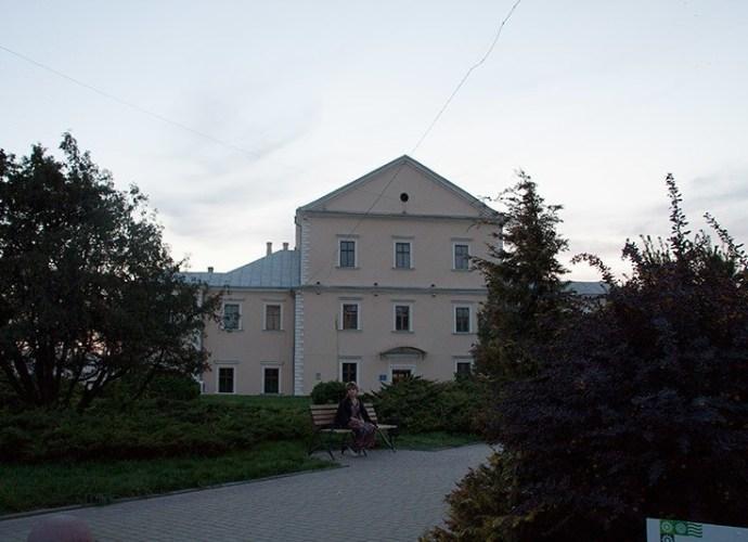 Замок в Тернополе
