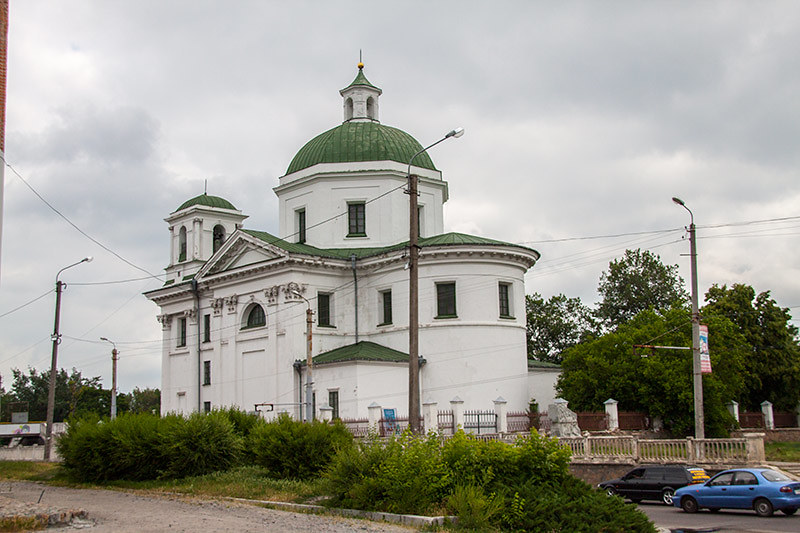 Костел Святого Иоана Крестителя