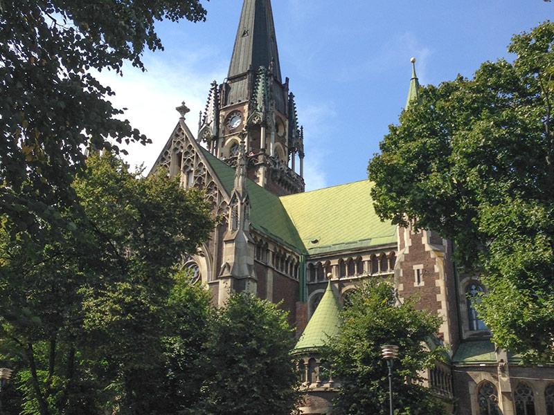 Храм святых Ольги и Елизаветы