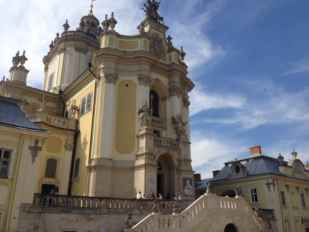 Церковь Святого Юра