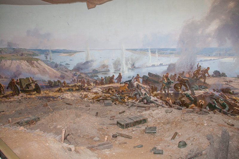Музей Диорама Букринский плацдарм