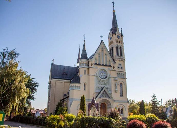 Костел Воздвижения Святого Креста, Фастов
