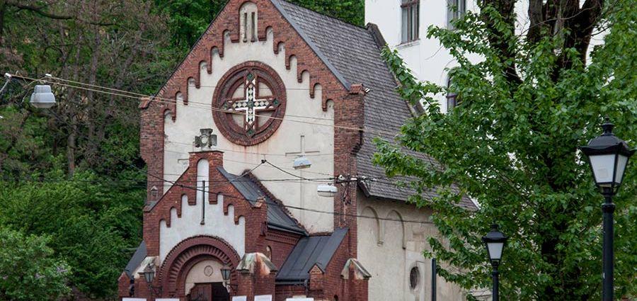 Храм Святого Ивана Крестителя