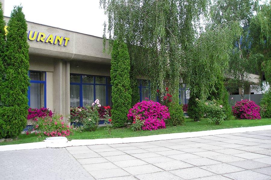 Ресторан отеля Спутник