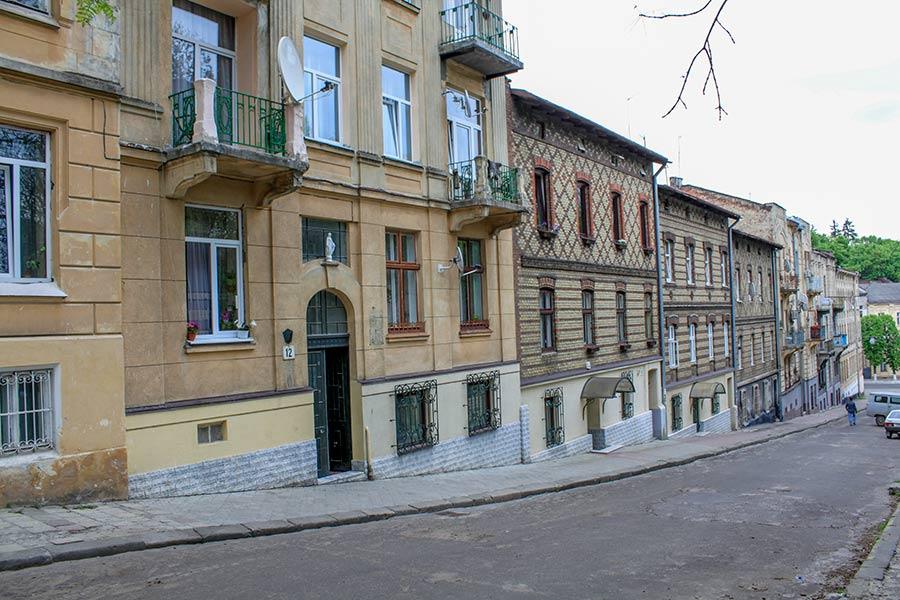 Улица Княжа
