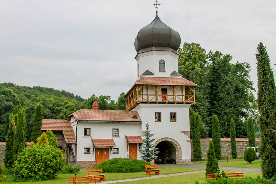 Башня колокольня