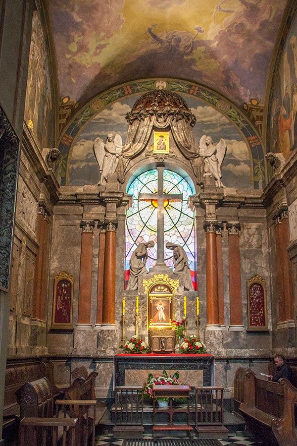 Часовня Распятого Христа