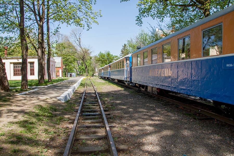 Поезд Ветерок