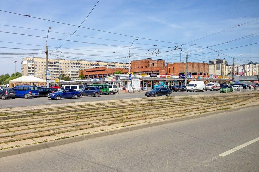 Улица Княгини Ольги