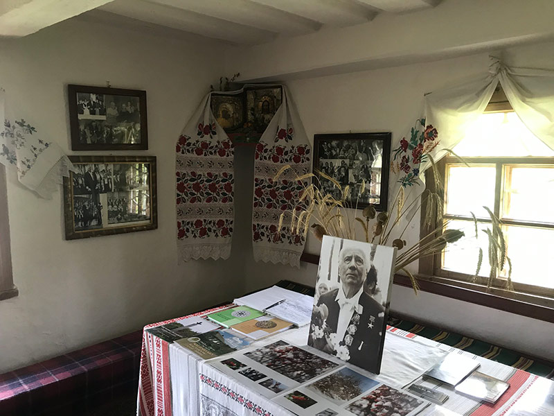 Музей тенора Ивана Козловского в селе Марьяновка