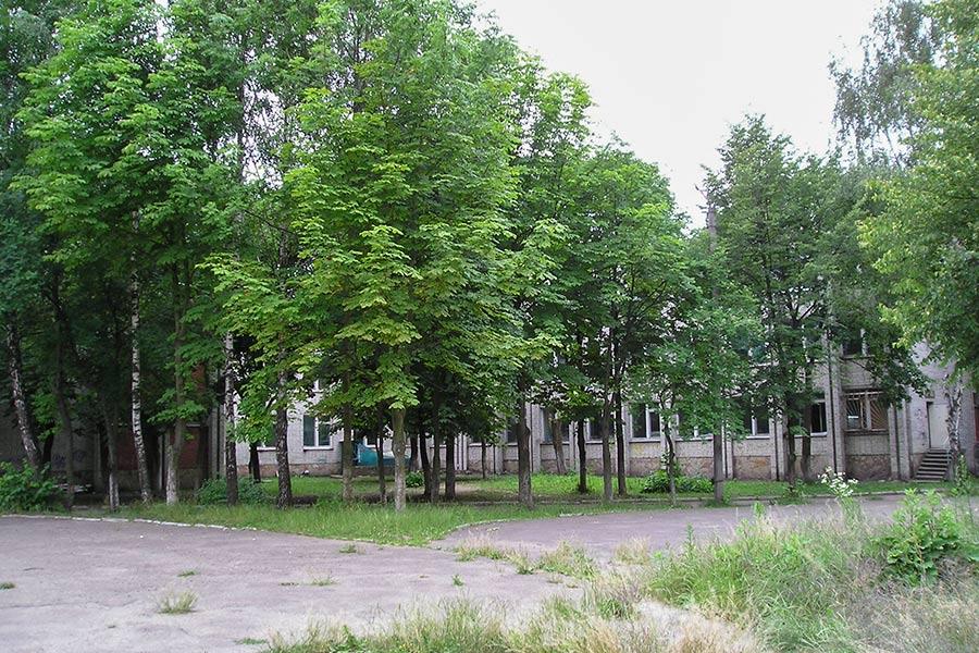 Вид на младшую школу